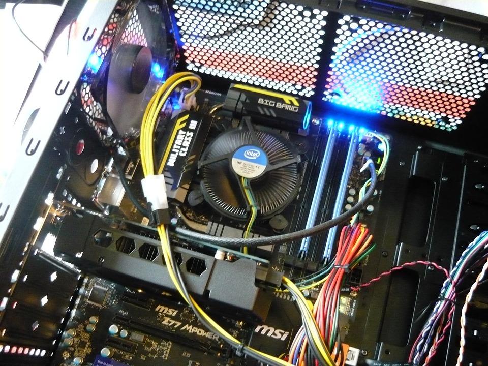 stolní PC